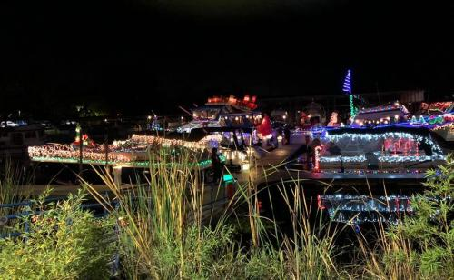 2nd Annual Lighted Boat Show 2018