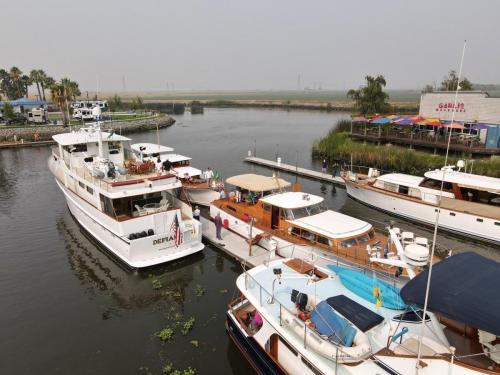Stephens Yacht Rendezvous 2020, Dick Stephens' 100th Birthday Event